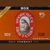 802 Dark & Dry Woodchuck Hard Cider