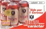 Cerveza TecateSabo